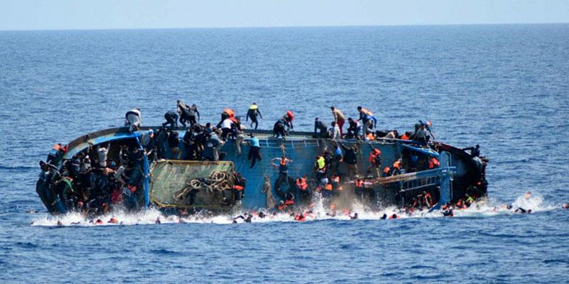 Un nouveau naufrage au large de la Tunisie, 80 migrants disparus