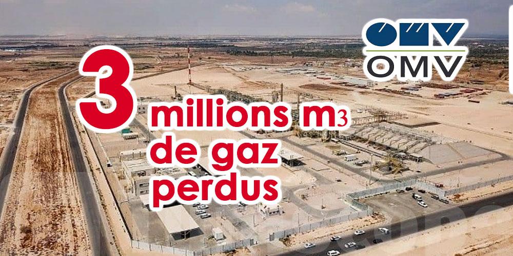 La grève à Nawara fait perdre la production de 3 millions mᶾ de gaz