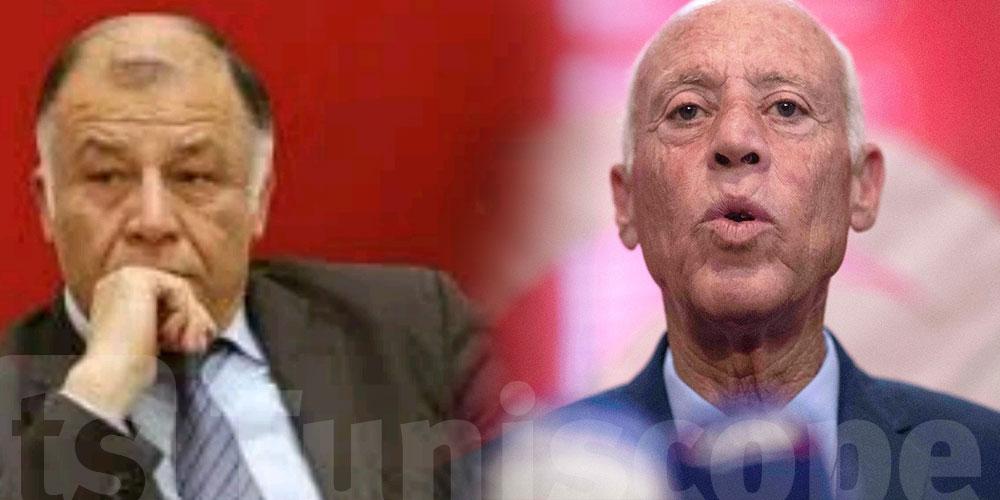 ناجي جلول: تصوّر قيس سعيد لم يتغيّر منذ سنوات