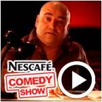 En vidéos : Jaafar El Guesmi parraine le concours Nescafé Comedy Show