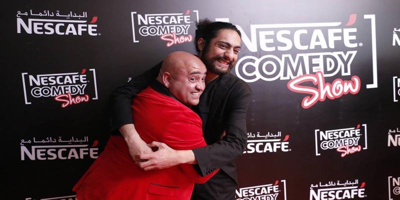 En photos : Ahmed Laâjimi, le gagnant de la saison 5 de nescafé comedy show