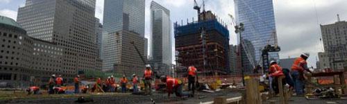 Un bateau du 18e siècle découvert sur le chantier du World Trade Center