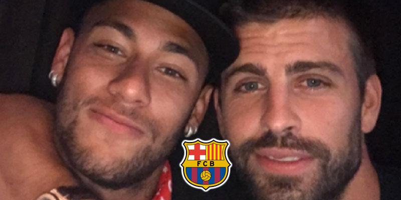 Piqué : Nous sommes prêts à retoucher nos contrats pour l'arrivée de Neymar