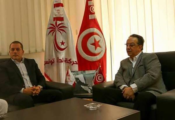 انضمام ماهر بوشماوي لحركة نداء تونس