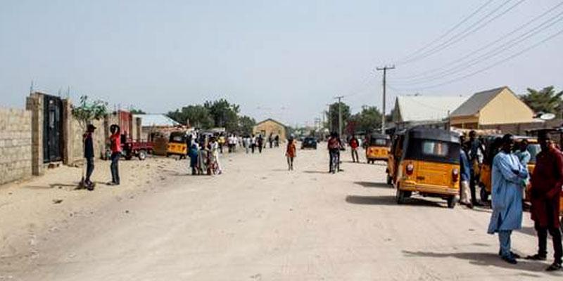 Explosions au Nigeria avant les élections