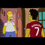 Rooney, Ronaldo, Ribery et les Simpson réunis pour Nike !