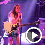 En vidéo : Concert de Nina Attal au Jazz à Carthage