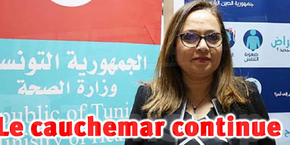 Nissaf Ben Alaya : Le Coronavirus se propage rapidement dans…