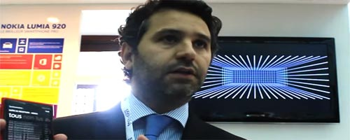 Techdays Tunisia 2013 : Interview de Tarek Bennouna Directeur Comptes Clients, Nokia North Africa