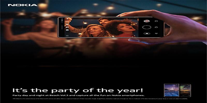 Les Mobiles Nokia célèbrent la technologie, l'amitié et le partage d'une expérience entre amis lors de la