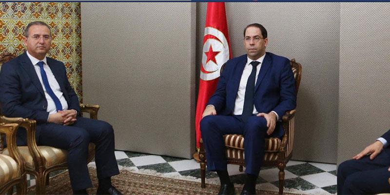 يوسف الشاهد يكلف محمد الفاضل محفوظ وعبد الباسط بن حسن بتجسيم مبادرته السياسية