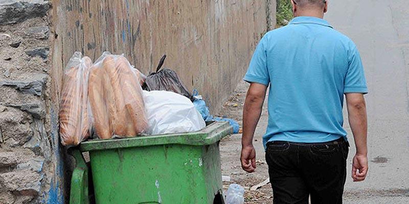 572 millions de dinars de nourriture partent à la poubelle chaque année<