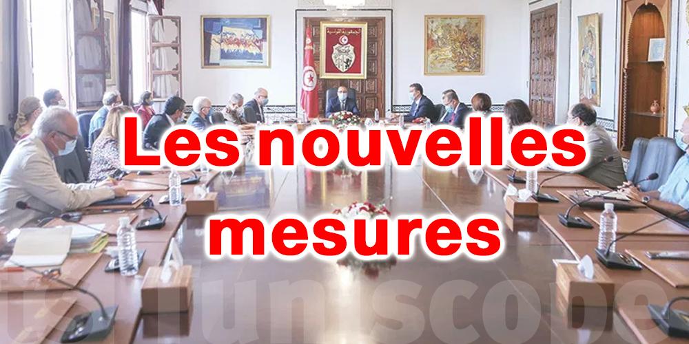 Tunisie-Coronavirus : Les nouvelles mesures sanitaires à...