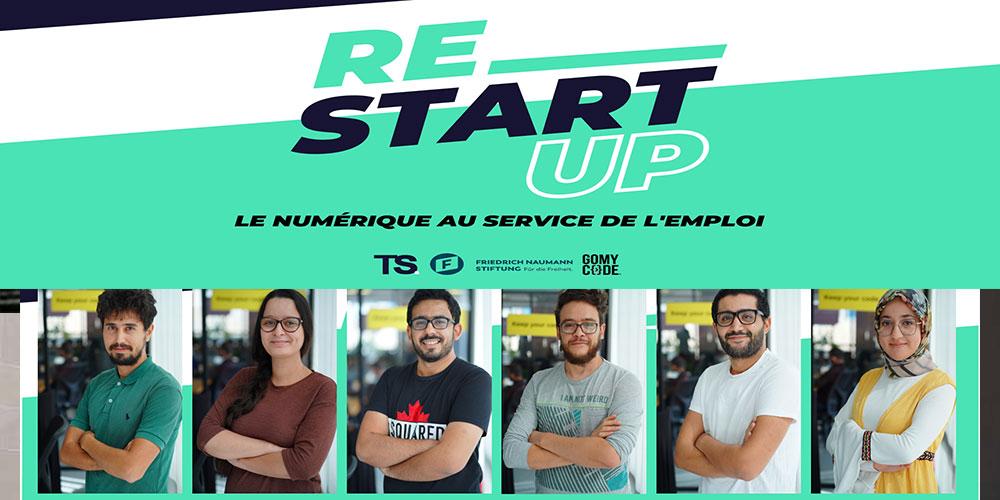 Re-StartUp : Le numérique au service de l'emploi, surtout en temps de crise