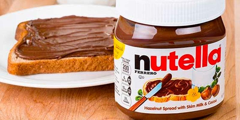 La plus grosse usine de Nutella au monde à l'arrêt en raison d'un ''défaut de qualité''