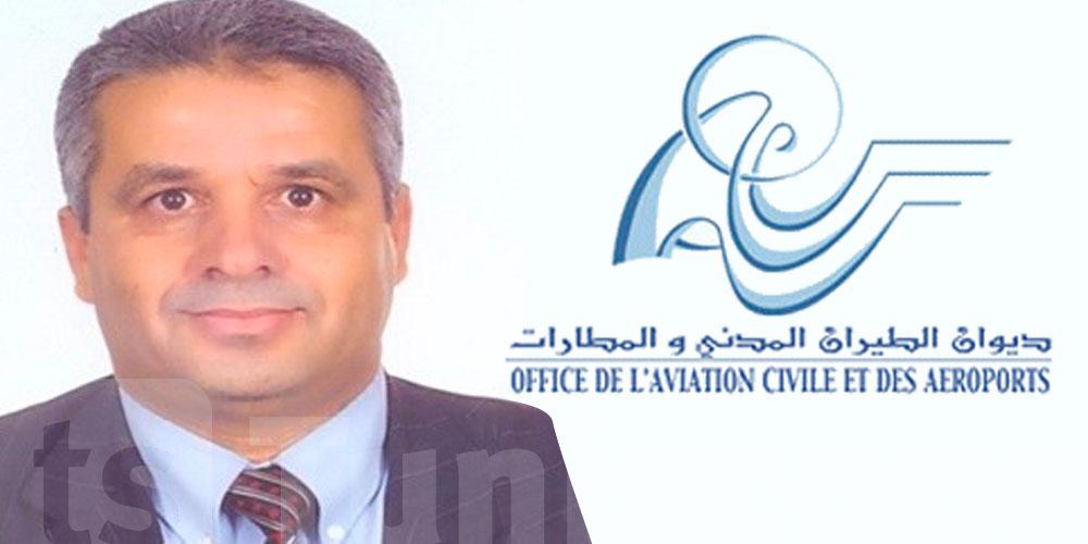محمد رجب رئيسا مديرا عاما جديدا لديوان الطيران المدني والمطارات