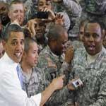 Obama rend hommage au commando qui a tué Ben Laden !