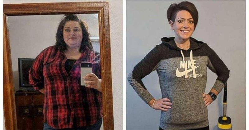 خسرت ثلثي وزنها.. سيدة تروي قصتها مع ''الإنجاز الخارق''