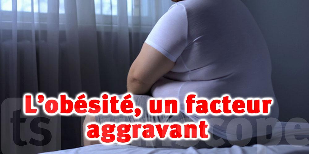 Les obèses plus susceptibles de développer une forme sévère du coronavirus