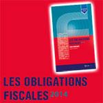 Les Obligations Fiscales 2014 nouvel ouvrage d'Opus Editions