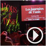En vidéos-L'OBS : Ouverture des journées de Tunis avec un débat sur la relance économique