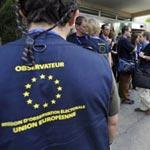 116 observateurs européens se déploient à partir d'aujourd'hui dans les 27 circonscriptions électorales