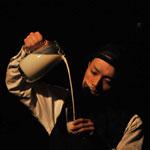 La pièce japonaise 'A space d'odyssey' : une oddity entre ciel et terre