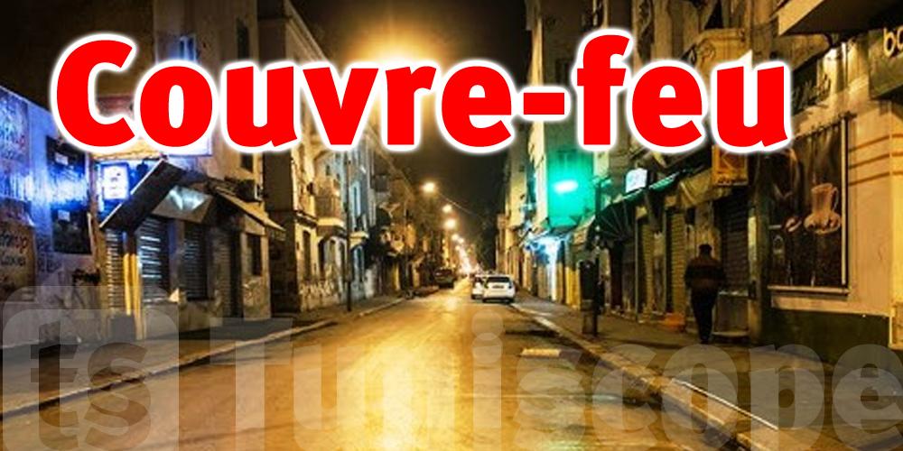 Tunisie-Coronavirus : Levée du couvre-feu….le comité scientifique dit non