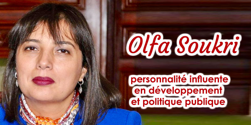 Olfa Soukri, top 7 mondial des personnalités les plus influentes