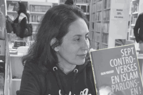 Foire Internationale du Livre de Tunis : Olfa Youssef retrouve son public