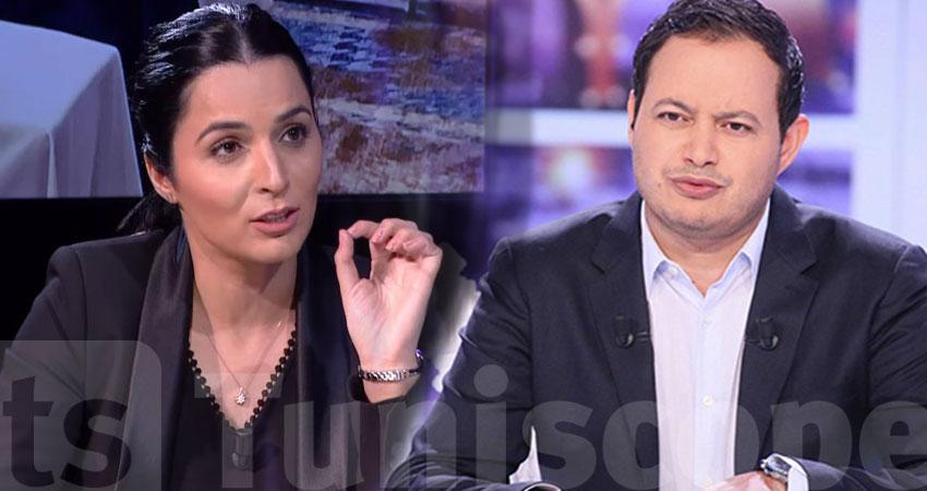 سمير الوافي لألفة الحامدي: ردّي سيصلك قريبا وفيه حقائق صادمة
