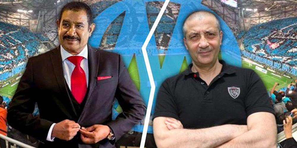 L'OM attaque en justice Ayachi Ajroudi et Mourad Boudjellal