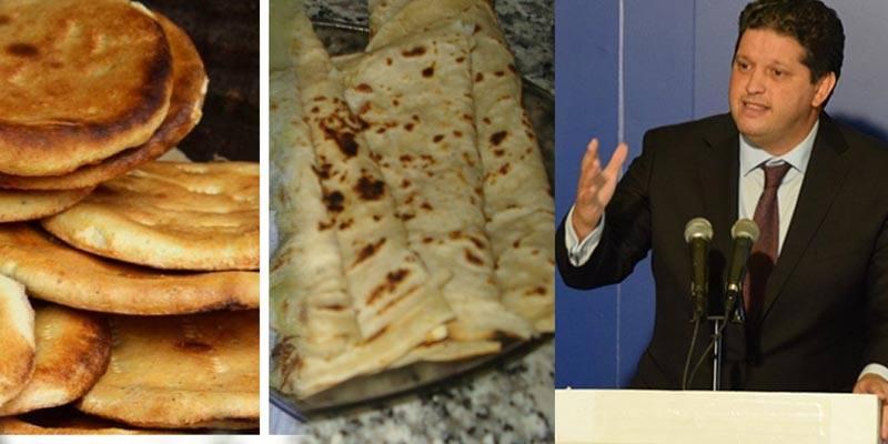 ''الطابونة والملاوي تسبّبت في نقص السميد'': وزير التجارة يُوضّح