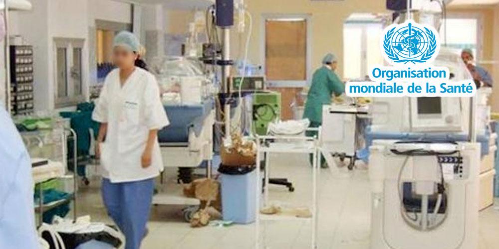 Les systèmes de santé de certains pays risquent de s'effondrer, met en garde l'OMS