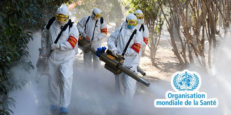 L'épidémie de coronavirus est une 'pandémie', déclare l'OMS
