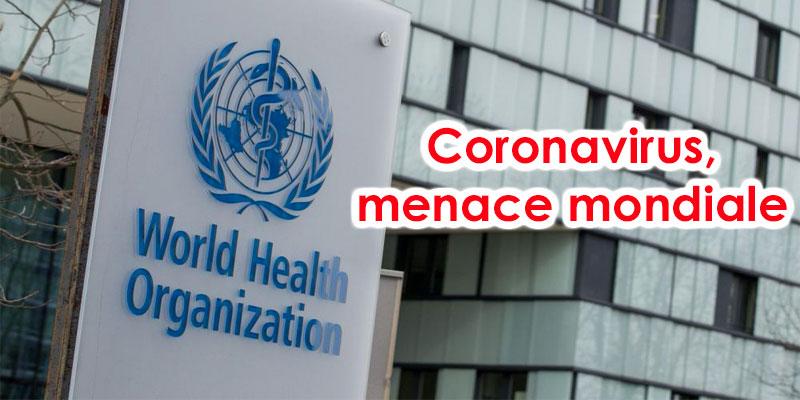 Coronavirus : l'OMS tire la sonnette d'alarme