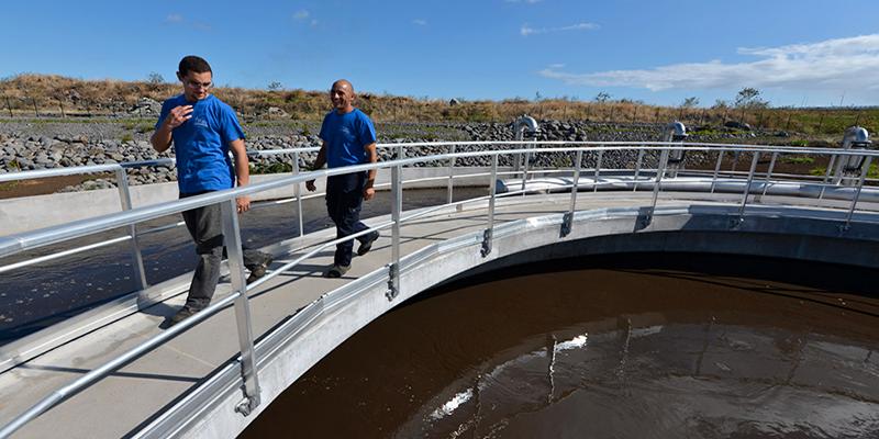 Des Mahdois refusent la mise en place d'une station d'épuration d'eau