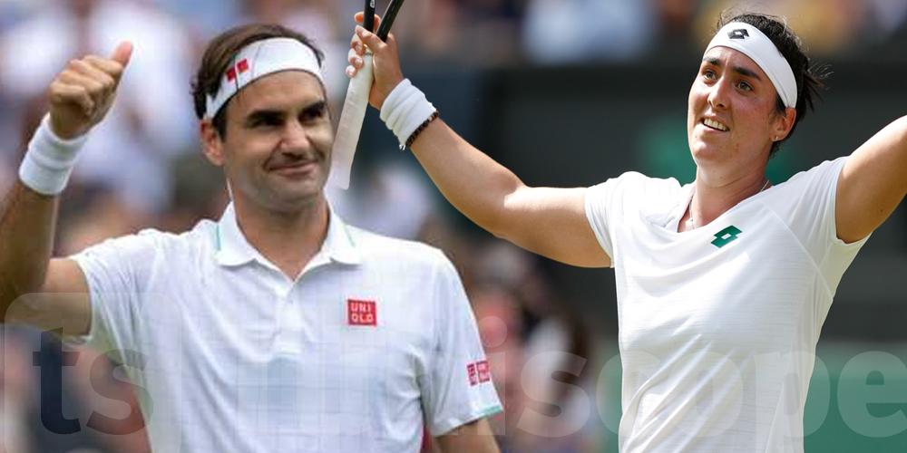 Qu'a dit Roger Federer à Ons Jabeur ?