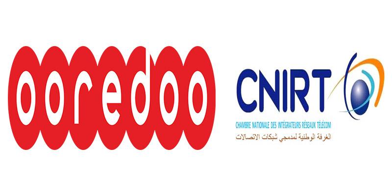 Ooredoo et la CNIRT-UTICA signent une convention de coopération dans le domaine B2B