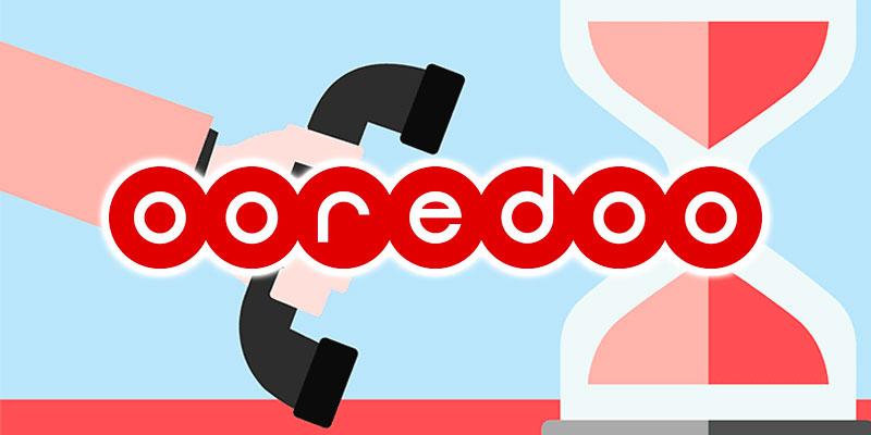 Aucune suspension des lignes  à facture chez Ooredoo
