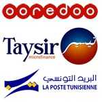 Ooredoo, Taysir Microfinance et La Poste Tunisienne rendent la Microfinance mobile