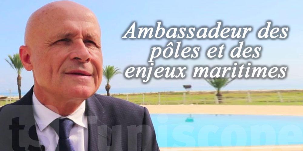 Olivier Poivre d'Arvor nouvel ambassadeur des pôles et des enjeux maritimes