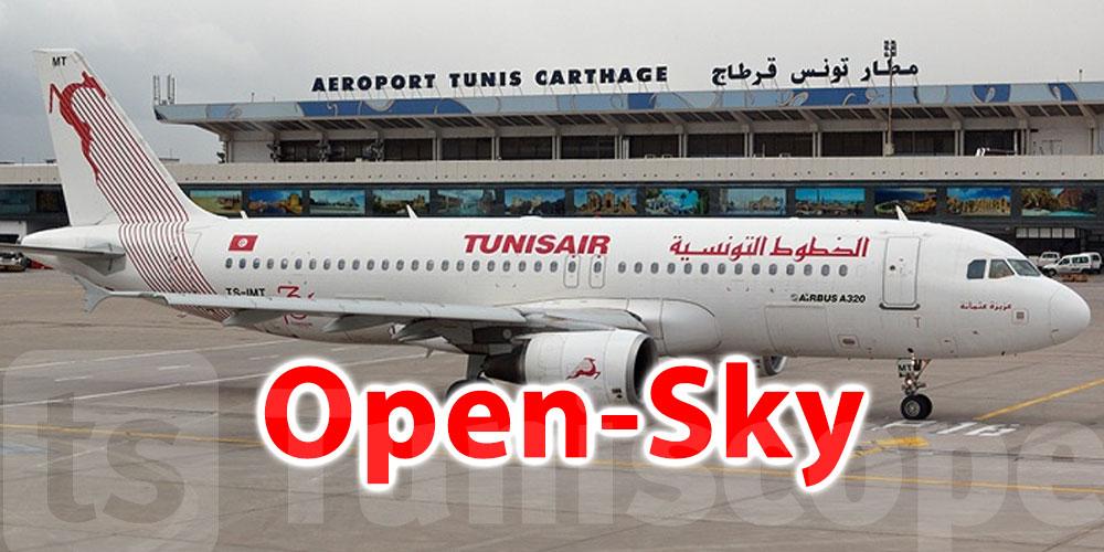 Khaled Chelly: Tunisair n'est pas prête pour l'Open-Sky
