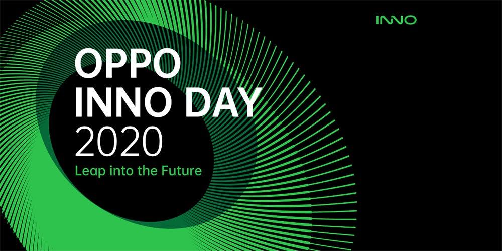 OPPO dévoile 3 nouveaux concepts de produits innovants à son événement annuel INNO DAY 2020
