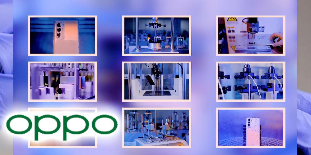 Les smartphones OPPO soumis à plus de 150 tests rigoureux d'ingénierie de qualité avec 1,1 million d'actions