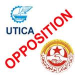 L'UTICA et l'UGTT en désaccord