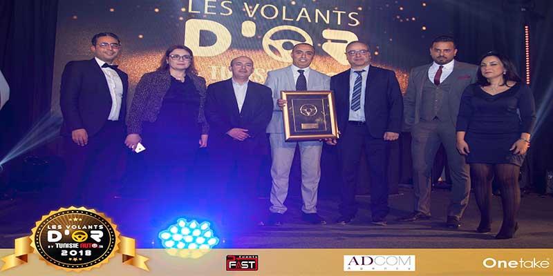 Les Volants d'Or tunisieauto.tn 2018  : Un vif succès également à l'International