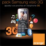 Promo Orange : le pack Samsung Visio encore plus accessible !