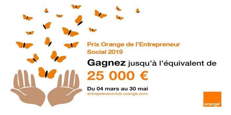 9ème édition du Prix Orange de l'Entrepreneur Social en Afrique et au Moyen-Orient (POESAM)