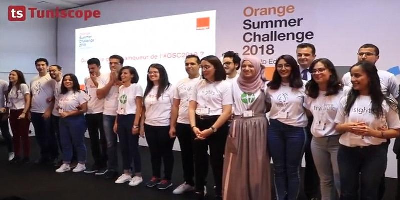 En vidéo : Le Orange Summer Challenge 2018 met à l'honneur 5 startups